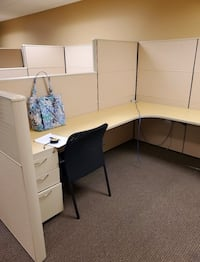 Cubicle workstations- FREE!  Oakbrook Terrace