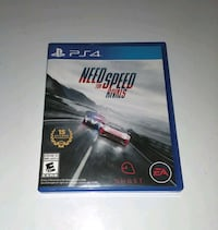 PS4 Need For Speed Rivals [Like New] Bella Vista