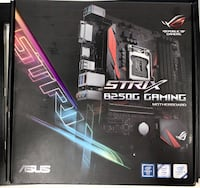 New ASUS Strix B250G Motherboard