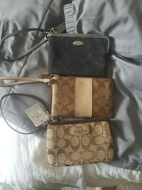 New Authentic Coach Wristlets Mississauga, L5M