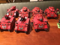 Blood Angels Army 40k Warhammer Mc Lean, 22101