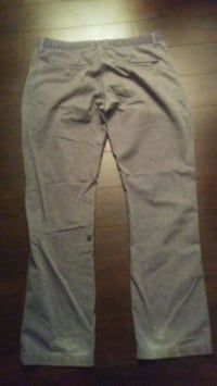 Mens 36 volcom pants twill cotton chin kahki  Edmonton, T5E