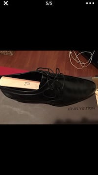 Louis Vuitton Men Dress Shoes