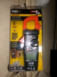 black and yellow Fluke multimeter Moreno Valley, 92551
