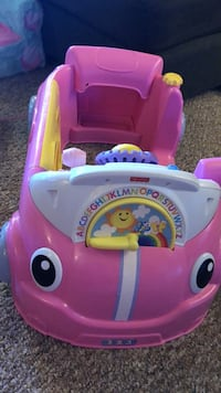 Musical educational car Victoria, V9A 1Z5