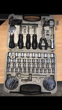 94 piece gauge tool set with case. All price are there. Tamarac, 33321