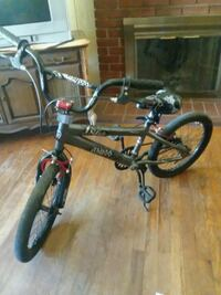 black and gray BMX bike Fresno, 93726