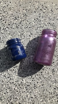 two purple and blue plastic bottles Kelowna, V1W 4X5