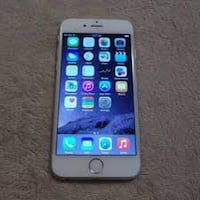 silver iPhone 6 with case Boston, 02116