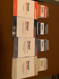 Surgent CPA TEXTBOOK & FLASHCARDS