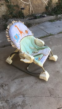 Baby rockin chair