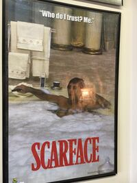 Scarface Poster  Saint Peters, 63376