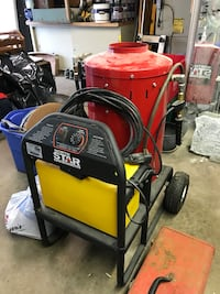 Pressure washer heater Waterford Twp