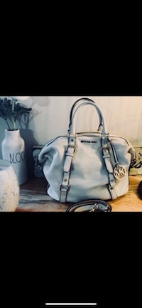 MK BEDFORD LARGE BOWLER BAG