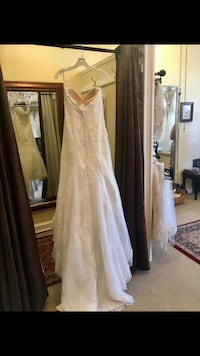 Allure Bridal - New 2606, Size 8 Wedding Dress Gainesville, 20155