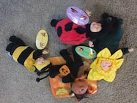 Assorted ty beanie baby plush toys Clarksville, 37040