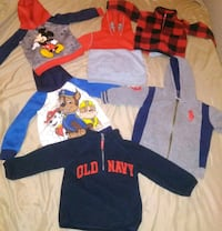 toddler's assorted clothes Cleveland, 44105