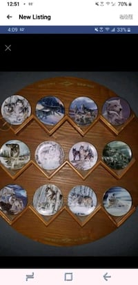 Wolf Collectables