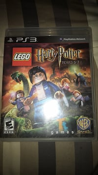 Ps3 Lego Harry Potter Fort Washington, 20744