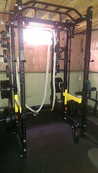 Power cage rack home gym Vaughan, L4H 1R6