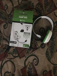 Xbox one headset  North Chesterfield, 23237