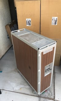 Airline Cart, Airline Galley Trolley, Aircraft Trash Cart,