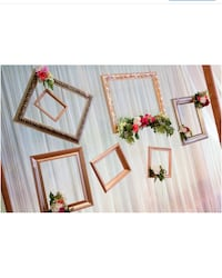 Antique Floating Frames & Mirrors
