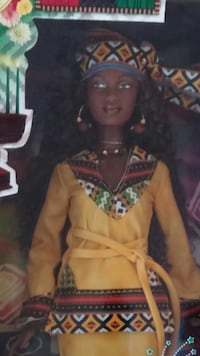 Festival of the World Barbie Collector Doll null