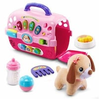 VTech® Care for Me Learning Carrier.  Surprise
