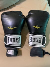 Boxing Gloves Large Size by Everlast!  Springfield, 22153