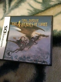 Nintendo ds game. St. Catharines