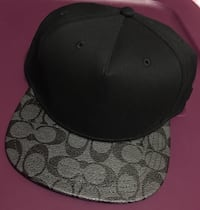Brand New with tags Coach Flat Brim Hat Burnaby, V5E 1R7