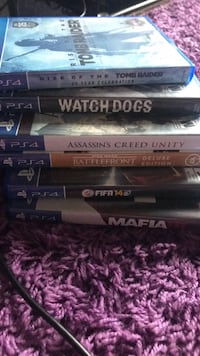 ps4 games lot bundle Kennesaw, 30144