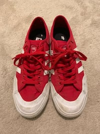 Adidas matchcourts (size 10) skate shoes Denver