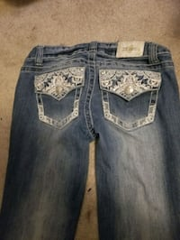 Bedazzled SZO jeans
