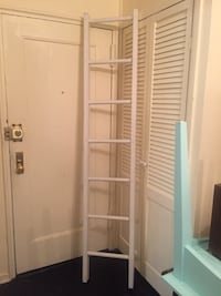 "83"" rustic wooden ladder  White Plains, 10603"