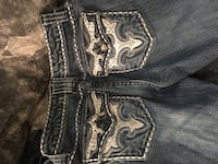 Three pairs of size 3 jeans Great Falls, 59405