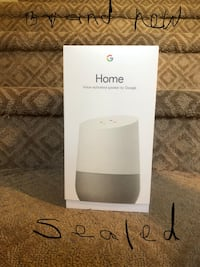 Google Home Personal assistant - Brand new Sealed Milpitas, 95035