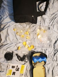 Medela advanced in style pump and accessories