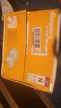 Newborn diapers brand new never opened  East Providence, 02915