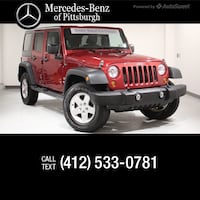 2013 Jeep Wrangler Unlimited Sport Pittsburgh, 15213