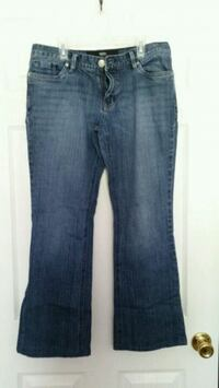 Ladies Mossimo jeans size 8 Wetumpka, 36092