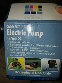 Float and pump!