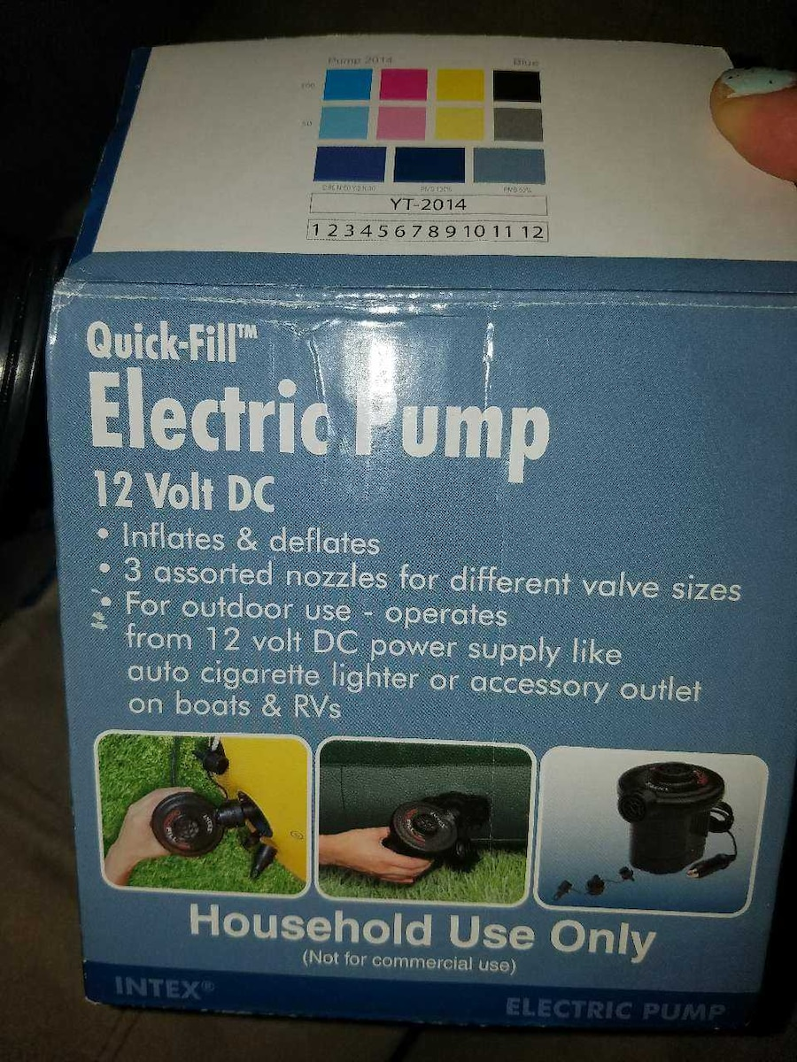Float and pump! - TX