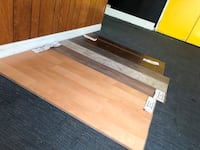 On Sale Laminate Floor Laminated Floor Four Sided V-Groove Easy Installation #869 Charlotte, 28206