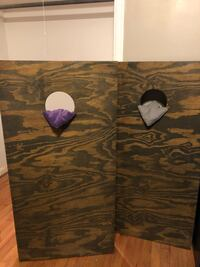 Corn hole boards with beanbags Homewood, 35209