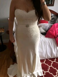 Wedding dress Laval, H7P 2W4