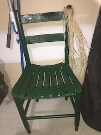 Antique chair, just painted Winfield, 60190