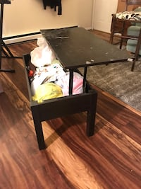 Rising Coffee Table (Lifts to keep Storage) Nashville, 37211