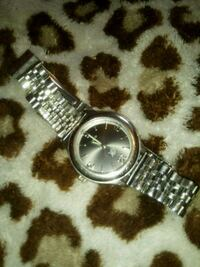 Quartz watch silver  Dieppe, E1A